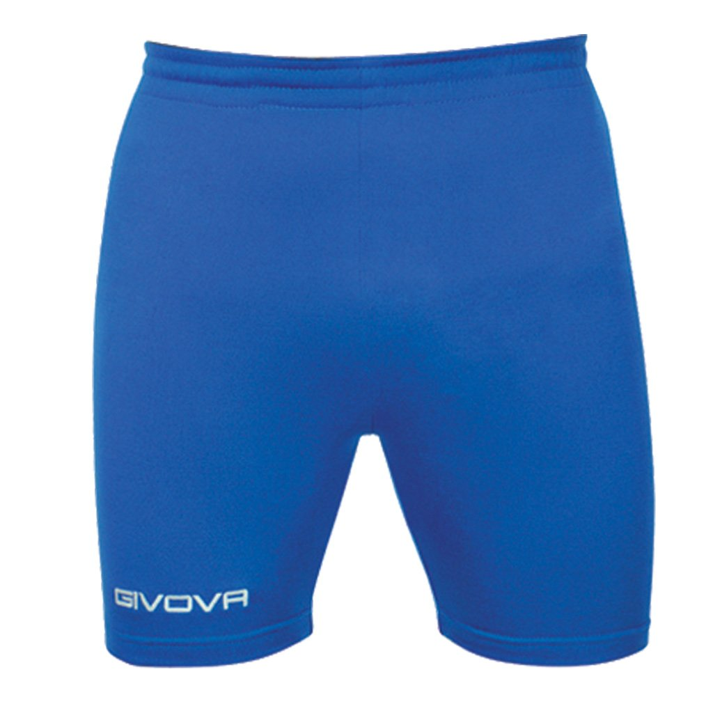 Givova, bermudas all sports, azul, M