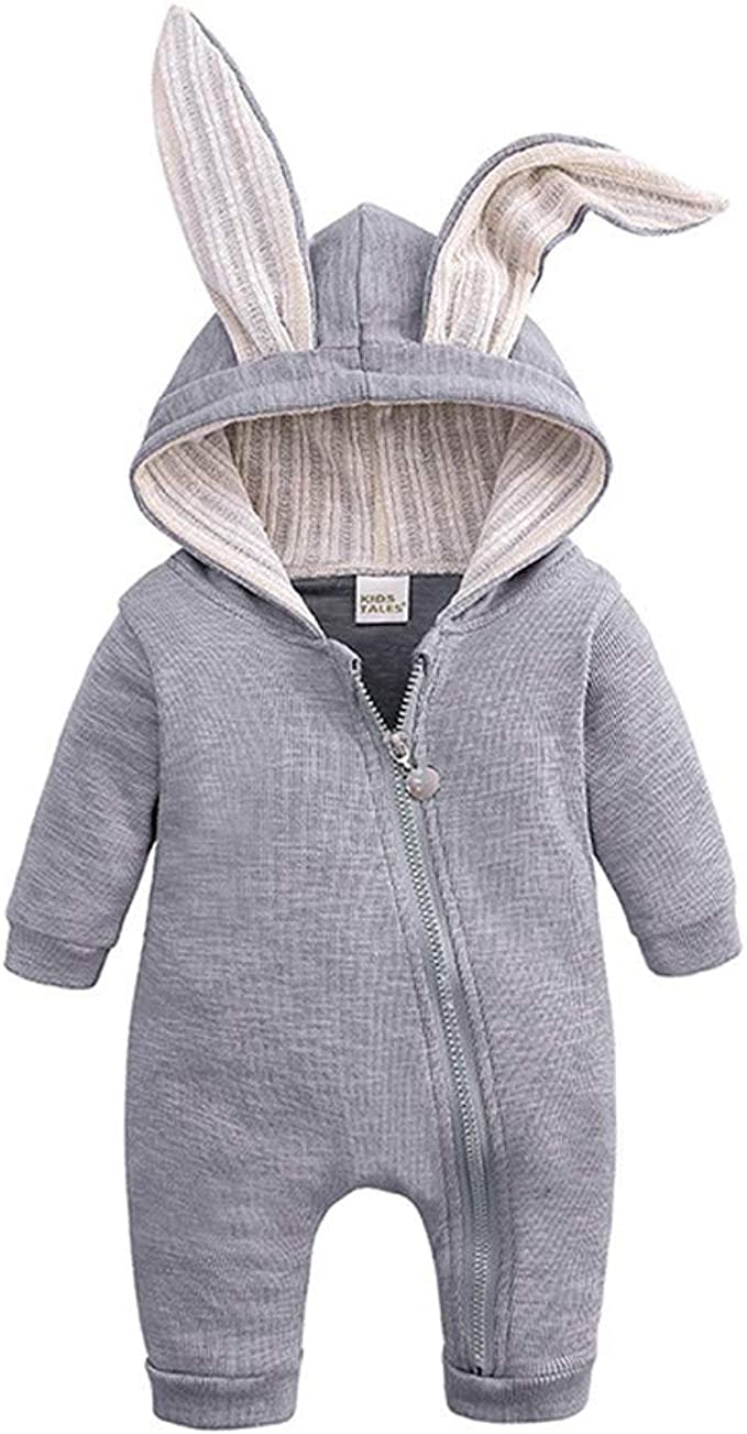 Baby Solid Hooded Sweater Newborn Infant Girl Boy Winter Warm Coat Knit Outwear Three Dimensional Ball Jacket,Soft Comfortable Clothes Suitable for 0-24 Months