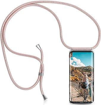 KNOK case Funda Colgante movil con Cuerda para Colgar Samsung Note 9 Hecho a Mano en Berlin Carcasa de m/óvil iPhone Samsung Huawei con Correa Colgante con Cordon para Llevar en el Cuello