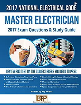 Amazon 2017 master electrician exam questions and study guide 2017 master electrician exam questions and study guide by holder ray fandeluxe Choice Image