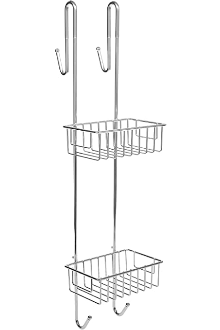 Mensola doccia Bamodi , Portaoggetti per doccia da appendere , Accessori  doccia , Porta bagnoschiuma da doccia (70x18,5x19cm) Amazon.it Casa e  cucina