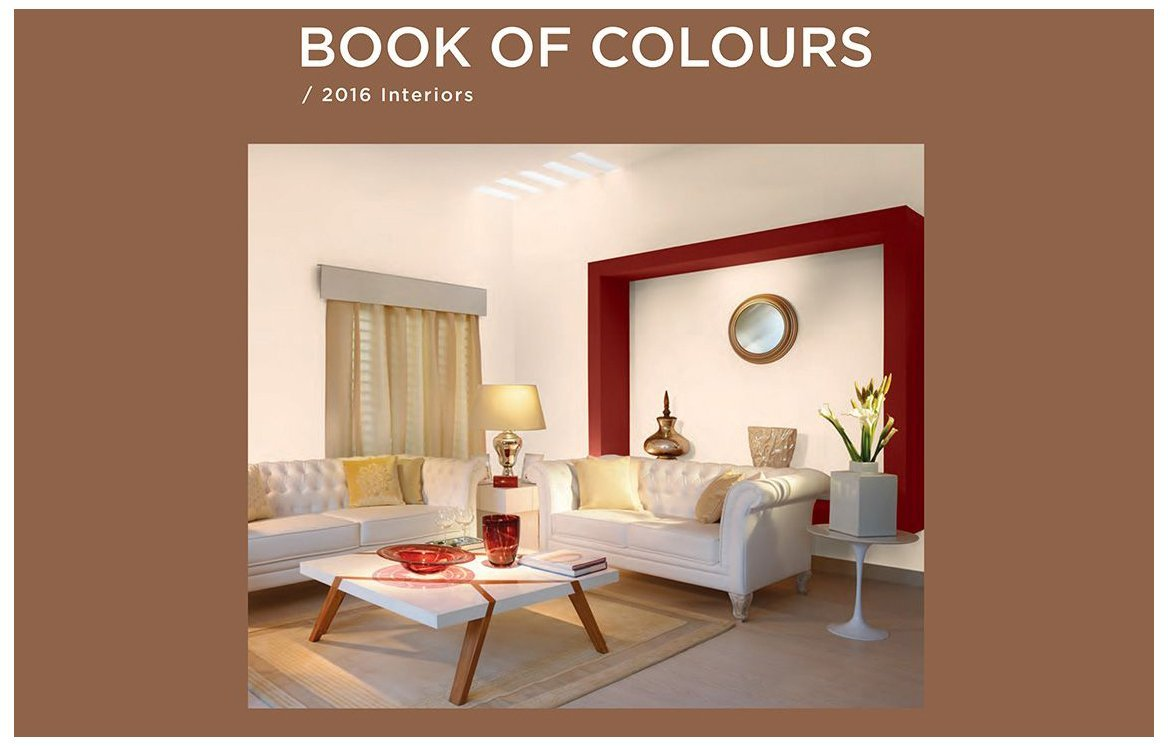 Book Of Colours Interiors 2016 By Asian Paints Amazon In Home Improvement