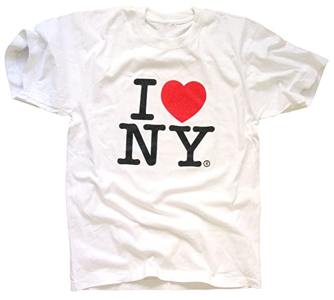 Amazon.com  I Love New York Officially Licensed Unisex T-Shirt  Clothing 058e05efa24