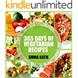 Vegetarian: 365 Days of Vegetarian Recipes (Vegetarian, Vegetarian Cookbook, Vegetarian Diet, Vegetarian Slow Cooker, Vegetarian Recipes, Vegetarian Weight Loss, Vegetarian Diet For Beginners)