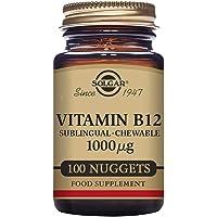 Vitamina B12 1000 µg Comprimidos sublinguales - masticables - Envase de 100