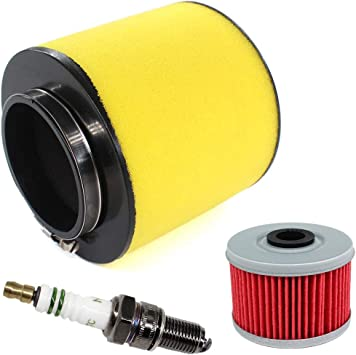Uni Air Filter 2000-2006 Honda 350 Rancher 2x4 4x4 Trx350 NU-4119ST
