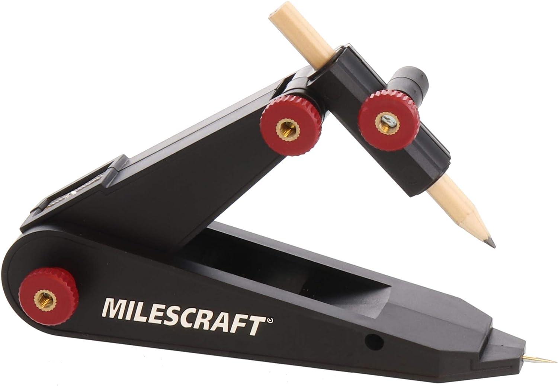 Milescraft 8407 ScribeTec - Scribing and Compass Tool