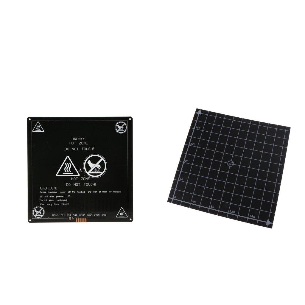 SM SunniMix 1X Cama de Calor de Impresora 3D MK3 con ...