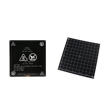 SM SunniMix 1X Cama de Calor de Impresora 3D MK3 con Pegatinas de ...