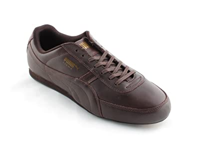 basket homme marron puma
