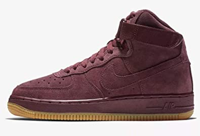 low priced 487c4 8eea3 Nike Air Force 1 High Lv8 (gs) Big Kids 807617-600 Size 7