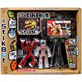 Stikbot Stikbot Studio Exclusive 3 [Exclusive Red Figure]