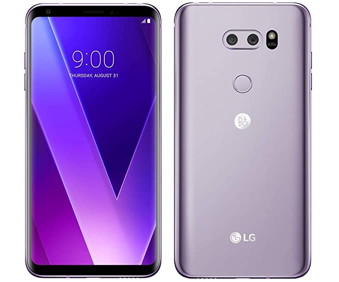 LG V30 64GB 4G LTE Android Smartphone -AT&T (Enewed): Amazon.es ...
