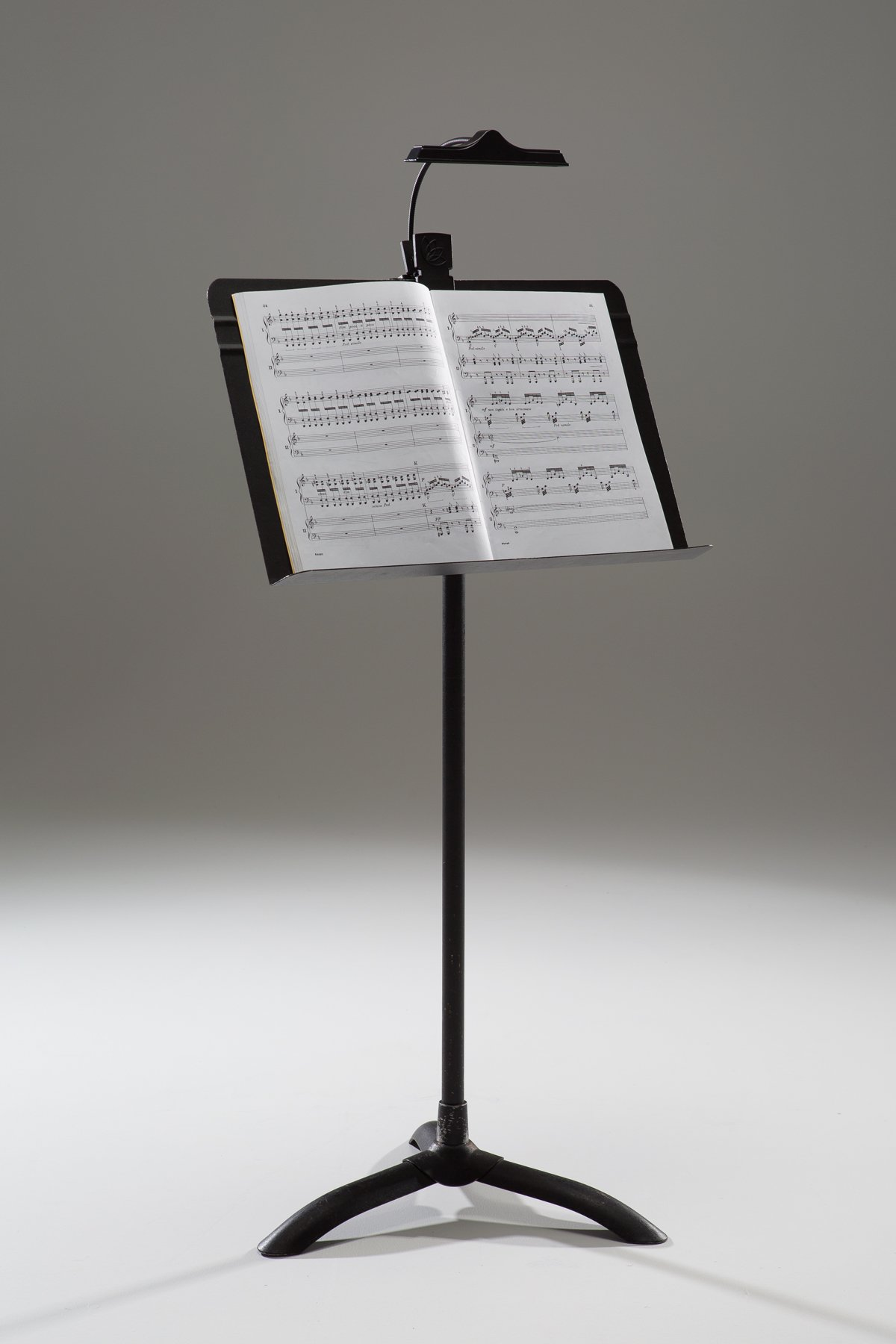 Lotus Light PRO6 Music Stand Light - Lithium Battery, Bag & Adaptor