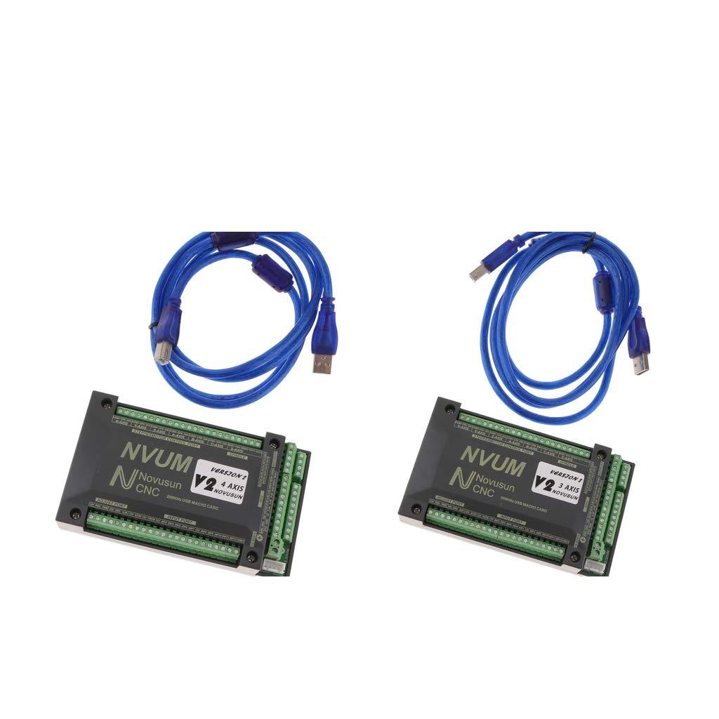 KESOTO モータドライバ ステッパドライバ モータステッパドライバ ドライバコントローラ基板   B07QLVL1HV