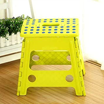 KKCD-Banqueta Plegable One Step Plegable Plástico Silla ...