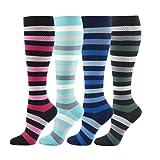 HLTPRO Compression Socks for Women and Men - 4