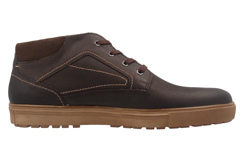 FRETZ men Schuhe - Herren Boots - Spider - Braun Schuhe men in Übergrößen - 8f52a1