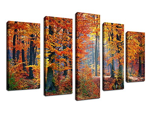 Wall Art Canvas Prints Autumn