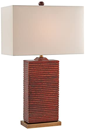 Currey and Company 6912 Archer - One Light Portable Table Lamp ...