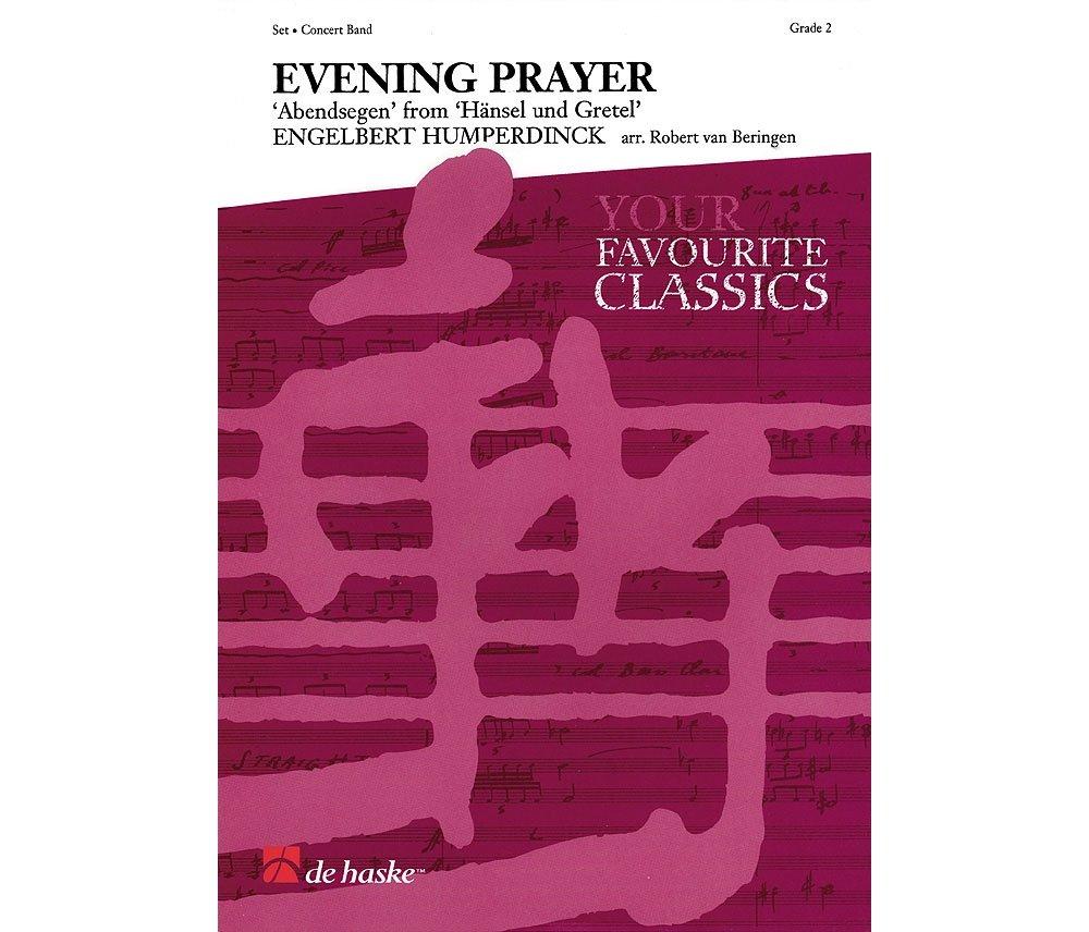 Hal Leonard Evening Prayer From Hansel Und Gretel Concert Band pdf
