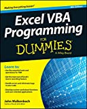 Excel VBA Programming For Dummies (English Edition)