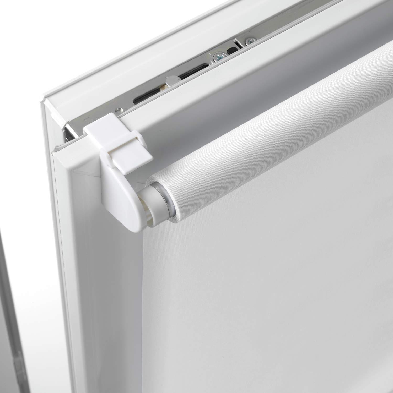 Gardinia Easyfix Estampado de Flamenco 60 x 150 cm Estor Enrollable para luz Diurna n/íquel