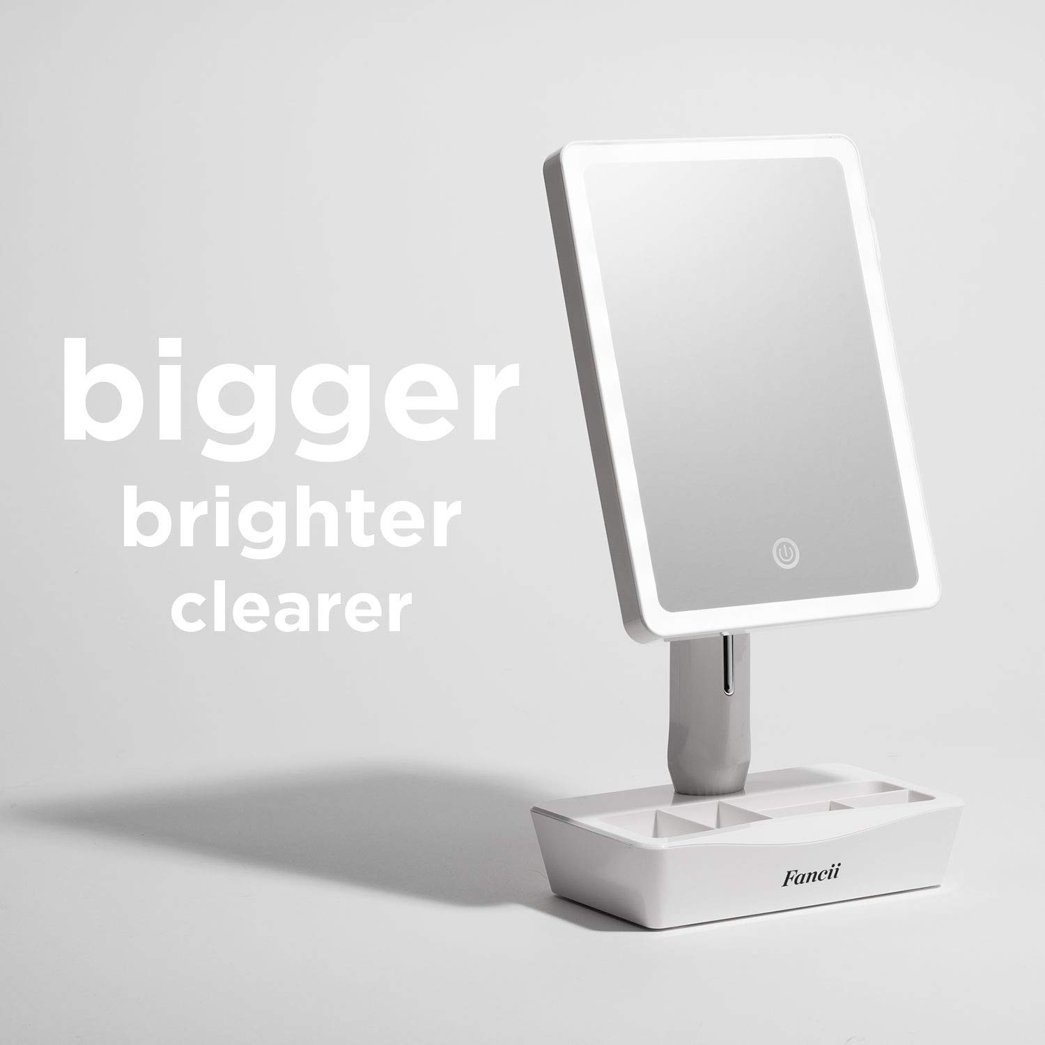 Large Led Lighted Vanity Mirror Amp Cosmetic Makeup