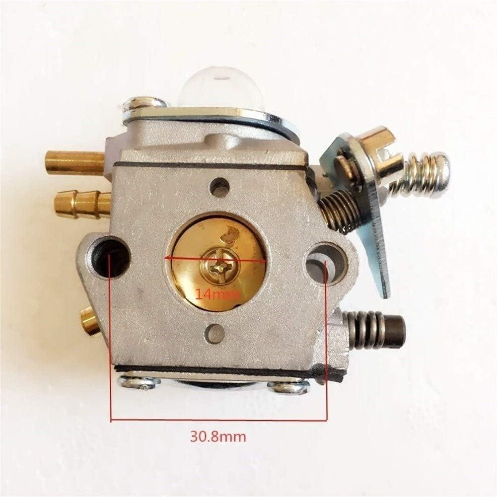 ZHONGHH Carburador de OLEO-MAC 735 740 cortador de cepillo, adecuado para cortacésped, cortacésped, timón, motor de gasolina, herramienta de jardín: Amazon.es: Hogar