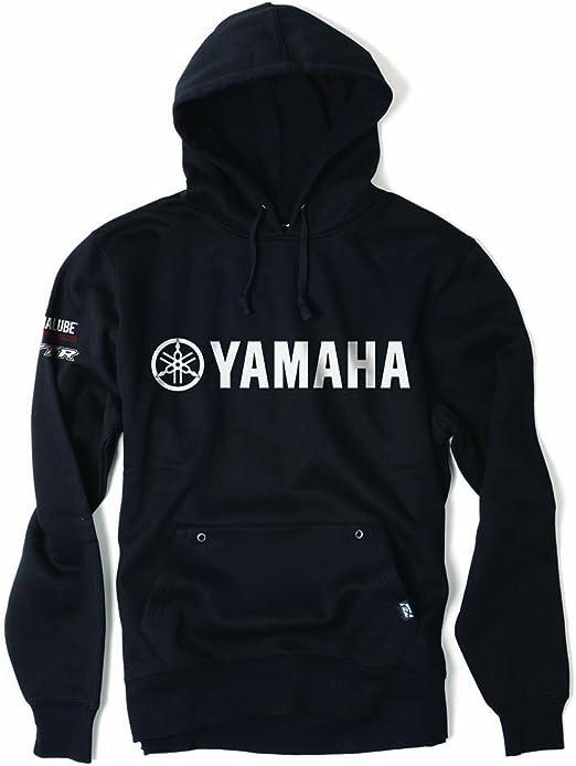 Factory Effex 17-87206 YAMAHA Performance T-Shirt Black, X-Large