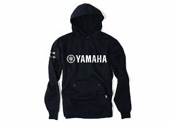 Amazon.com: Factory Effex 'YAMAHA' Team Pullover Sweatshirt (Black ...