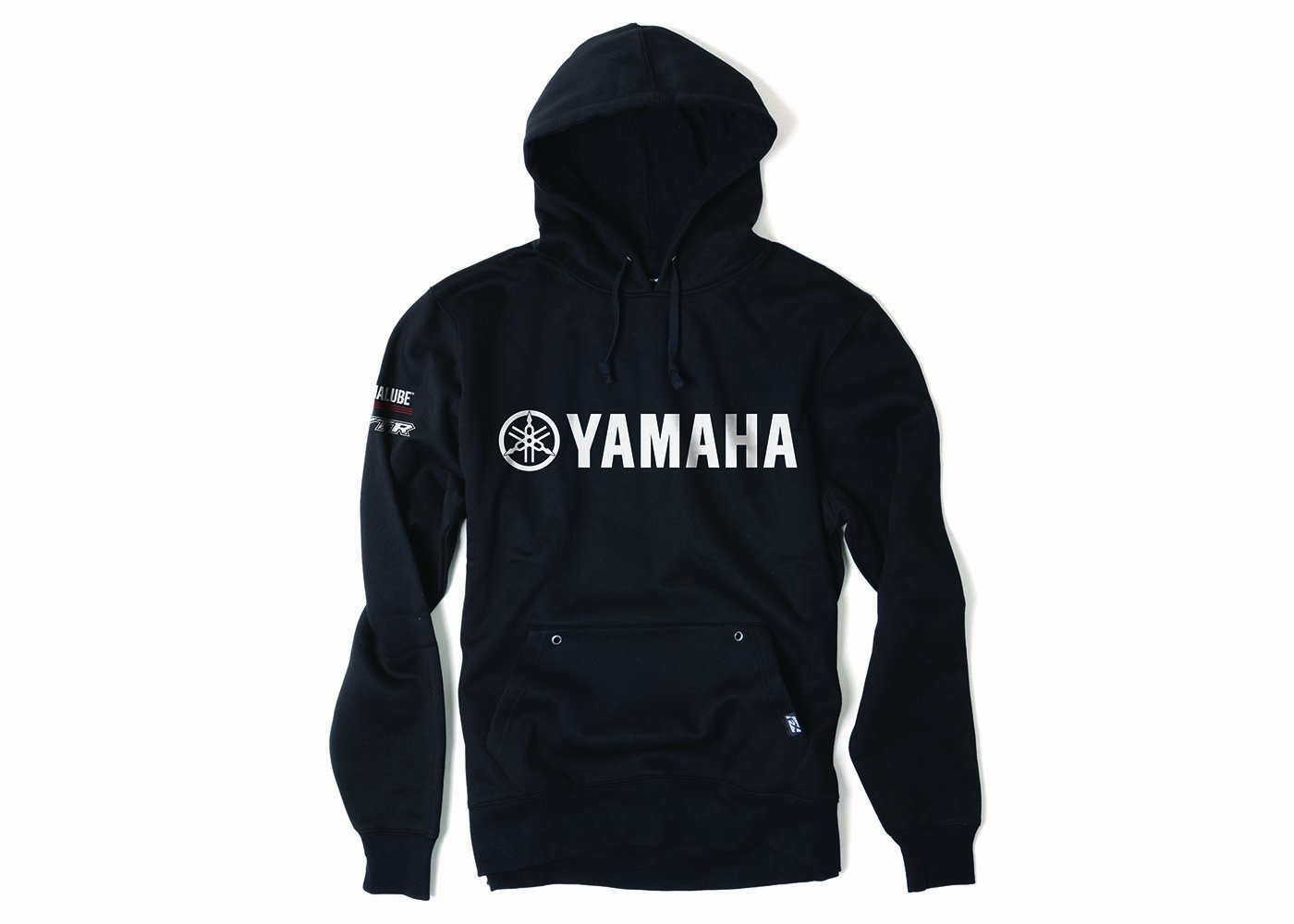 Factory Effex 16-88236 'YAMAHA' Team Pullover Sweatshirt (Black, X-Large)