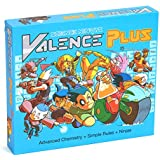 Science Ninjas Valence Plus - Use Real Chemistry to Break Down Your Opponents' Molecules and Be a Blue
