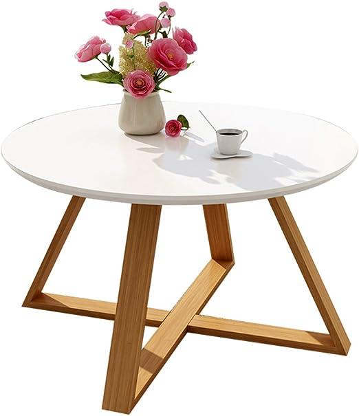 Mesa de café Elegante Mesa Auxiliar/mesita de Centro Mesa de ...