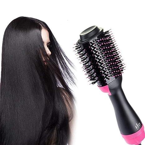 FAY Beauty Cepillo Secador de Pelo eléctrico Cepillo de Múltiples Funciones Cepillo de Aire Caliente Rizador