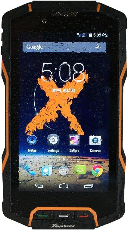 X-Tel 9500 Extreme Smartphone   Hexa-Prueba   Rugged IP68 / IPX8 ...