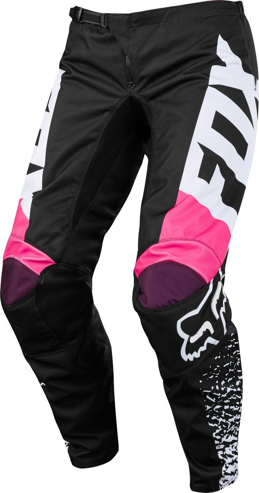 2018 Fox Racing Womens 180 Pants-Black/Pink-2 by Fox Racing