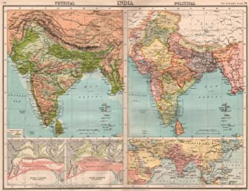 Amazon.com: BRITISH INDIA PHYSICAL & POLITICAL. Indian Ocean ... on old indian home, old indian car, british india map, old indian calendar, oval world map, ancient india map, old compass vector, medieval india map, old indian flag, old indian area, old indian painting, telugu india map, old indian water, western ghats india map, old indian art, old plat maps of indiana, old indian mat, old indian film, early india map,