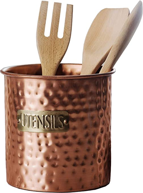 Large Enough To Hold All Your And Stainless Steel Kitchen Utensil Holder Caddy