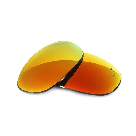 fcb44d8c8e fuse+ lenses for chanel ch 6030 cascade mirror polarized lenses  Amazon.in   Clothing   Accessories