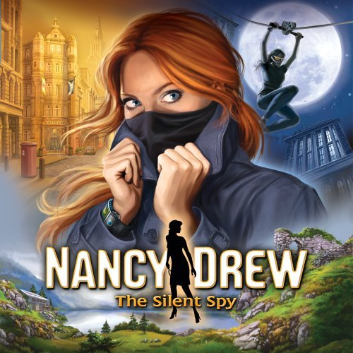 Nancy Drew The Silent Spy (Mac) [Download] by Her Interactive