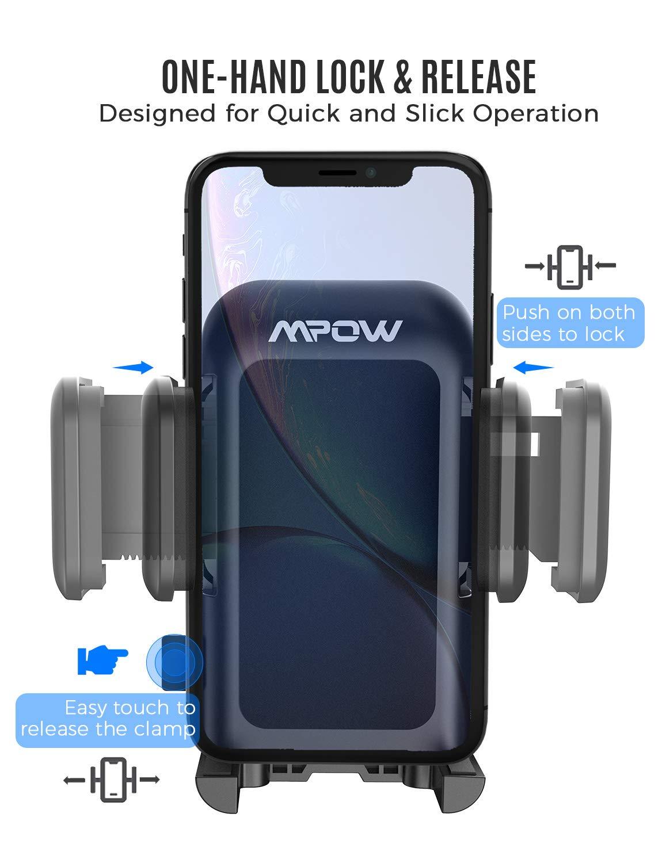 Amazon.com: Soporte para teléfono celular Mpow ...