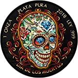 2018 MEXICAN DAY OF THE DEAD LIBERTAD Ru