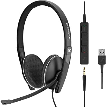 Sennheiser Sc 165 Mono Usb Headset 508317 Color Elektronik