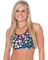 Gym Girl Women's Reversible Sports Bra
