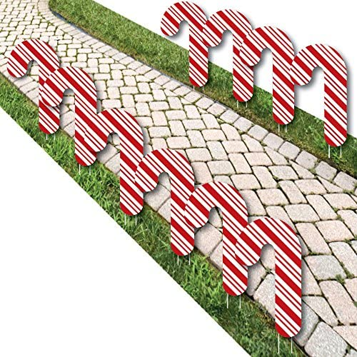 Christmas Candy Cane Yard Decorations  from images-na.ssl-images-amazon.com