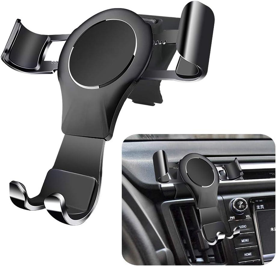LUNQIN Car Phone Holder for Toyota RAV4 2019-2020 Auto Accessories Navigation Bracket Interior Decoration Mobile Cell Phone Mount