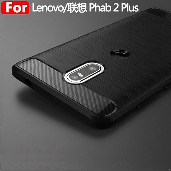 Funda Lenovo Phab2 Plus (PB2-670M),Lenovo Phab2 Plus Carcasa con ...