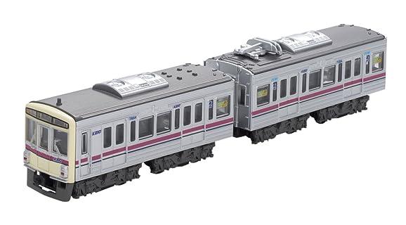 Bトレインショーティー 京王電鉄 7000系 後期 新塗装 (先頭+中間 2両入り) プラモデル