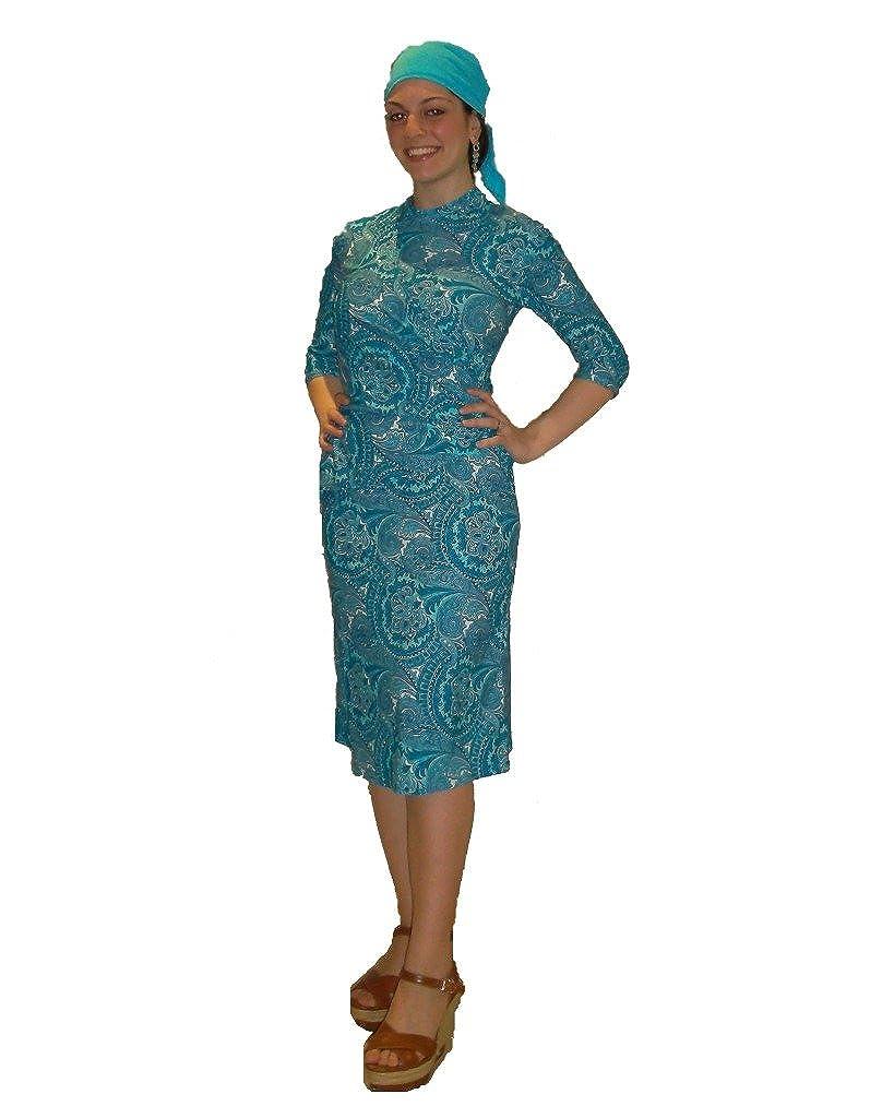 d7a6ab9e13e3f Amazon.com: Aqua Modesta® Modest Ladies swimdress: Clothing